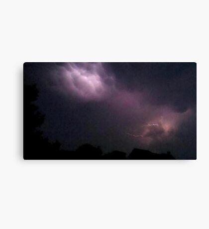 May 5 2012 Storm 162 Canvas Print