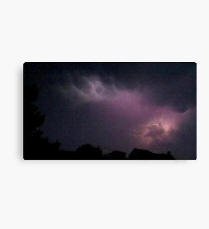 May 5 2012 Storm 163 Canvas Print