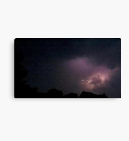 May 5 2012 Storm 164 Canvas Print