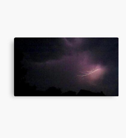 May 5 2012 Storm 172 Canvas Print