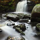 Thomasson Foss Waterfall Goathland by MartinWilliams