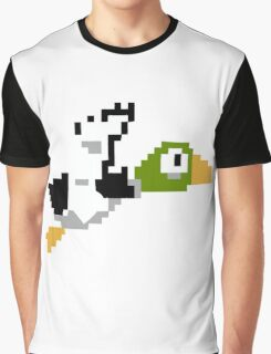 Duck Hunt Duck Graphic T-Shirt