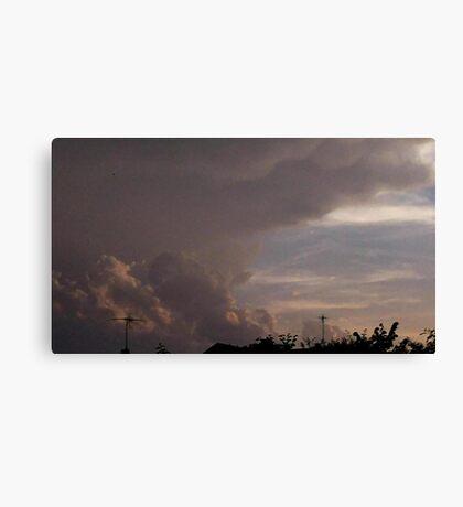 May 5 2012 Storm 197 Canvas Print