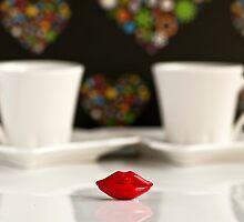 Lip Service & a heart 2 heart! by Noleen  Kavanagh