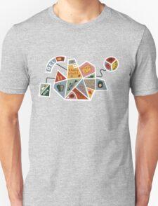 The Simple Health Shape T-Shirt