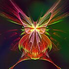 Apophysis Butterfly by Pam Amos
