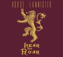 I'm a Lannister - Hear Me Roar 2 by Steelbound