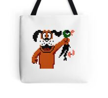 Duck Hunt Dog Tote Bag