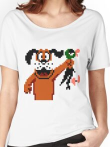 Duck Hunt Dog Women's Relaxed Fit T-Shirt