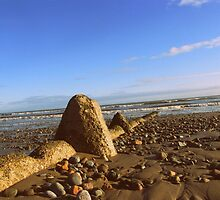 Rosslare Beach, Co. Wexford, Ireland... by EithneMMythen