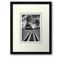 painful................. Framed Print