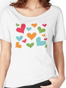♥ Sully's hearts ♥ Women's Relaxed Fit T-Shirt