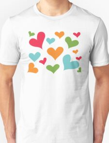 ♥ Sully's hearts ♥ Unisex T-Shirt