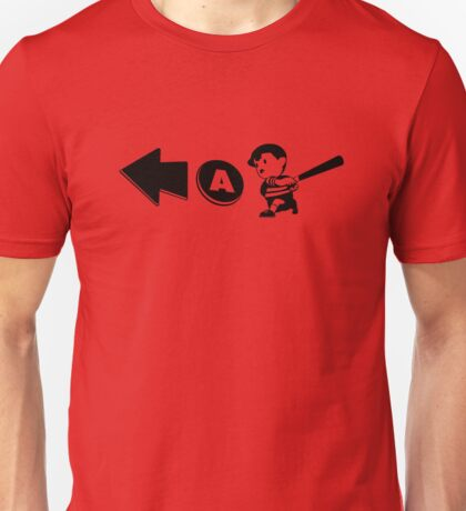 Ness - Over-A Unisex T-Shirt