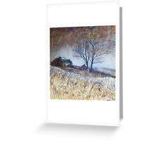 Wuthering Heights ( Top Withens) 2 Greeting Card