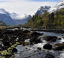 Olden, Norway by buttonpresser