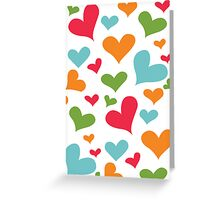 ♥ Sully's hearts ♥ Greeting Card