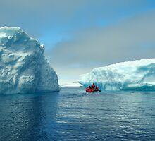 Beautiful Bergs Of Antarctica by cactus82