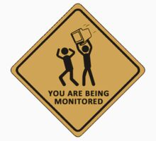 You Are Being Monitored  by dkgoldman
