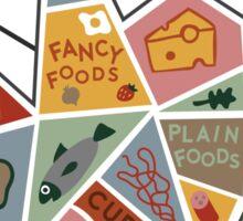 The Simple Health Shape Sticker