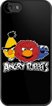 Angry Puppets by Cory Tibbits