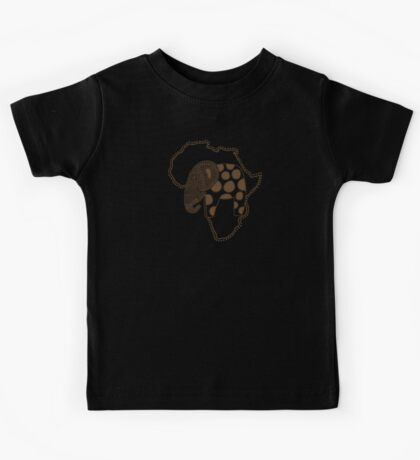 An Elephant in Africa Kids Clothes