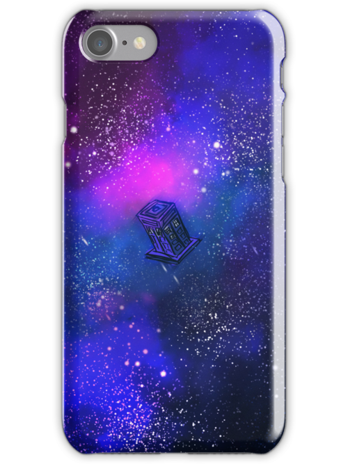 the TARDIS by KanaHyde