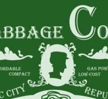 Cabbage Corp Sticker