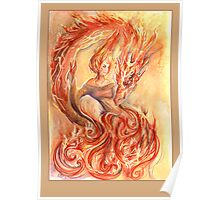 Elements - Fire Poster