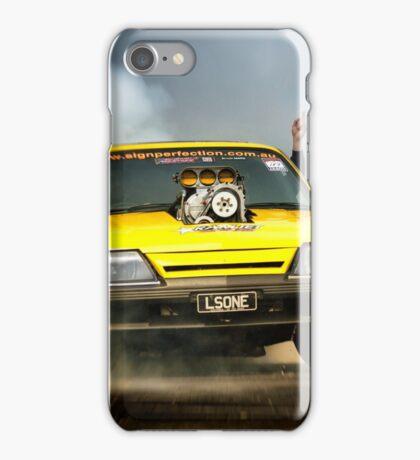 LSONE Tread Cemetery Skid iPhone Case/Skin