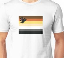 Bear Brotherhood Pride Flag Unisex T-Shirt