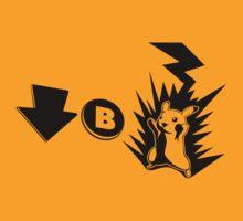 Pikachu - Down-B by drewreimer