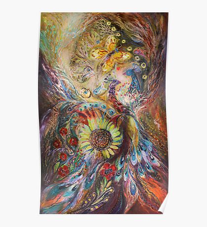 The Spirit of Flowers Poster