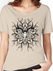 Pagan mandala Women's Relaxed Fit T-Shirt
