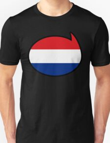 Netherlands Soccer / Football Fan Shirt / Sticker Unisex T-Shirt