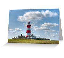 Happisburgh Lighthouse Greeting Card