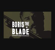 Boris the Blade by Erik Johnson