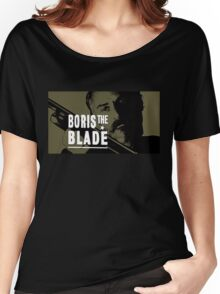 Boris the Blade Women's Relaxed Fit T-Shirt