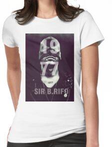 Sir Bob #2 Womens Fitted T-Shirt