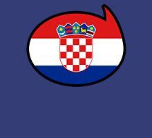 Croatia Soccer / Football Fan Shirt / Sticker Unisex T-Shirt