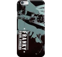 Franky Four Fingers iPhone Case/Skin