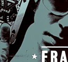 Franky Four Fingers Sticker