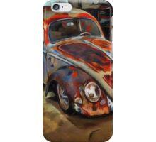 Garaged iPhone Case/Skin