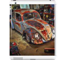 Garaged iPad Case/Skin