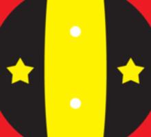 Interplanet Space Fleet Badge Sticker