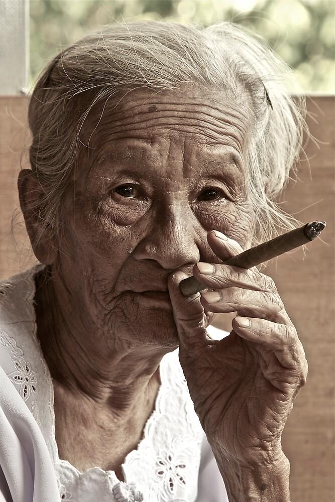 Still smoking by John Spies