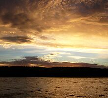 The Last Sunset by Josh Bush