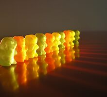 Attention Bears by Bria Williams