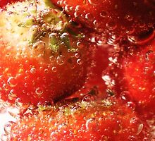 Fizzy Strawberry by Bria Williams