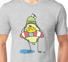 First Time in the Water Unisex T-Shirt